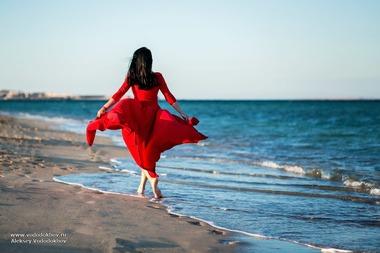 Прогулка по песку