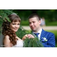 Оксана и Александр