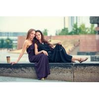 Тамара и Ксения