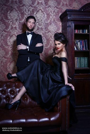 Дима и Катя, Студия