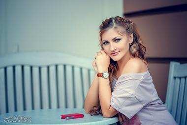 Анна, Портрет