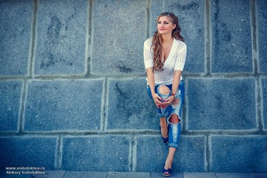 Анна, Фотопрогулки