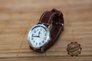 Кожаный ремешок для часов, Изделия из кожи на заказ