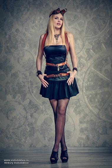 Steampunk Наталия