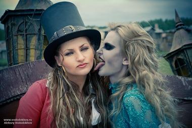 Анна и Тася