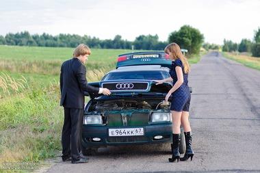 Наташа и Дима, Love Story